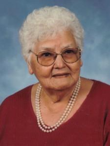 Dr. Elsie Charles Basque
