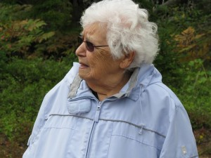 Dr. Elsie Charles Basque's inspiring stories include her experiences growing up on the land with her dad Joe Charles, the Shubenacadie Indian Residential School, and being the first Mi'kmaw teacher.