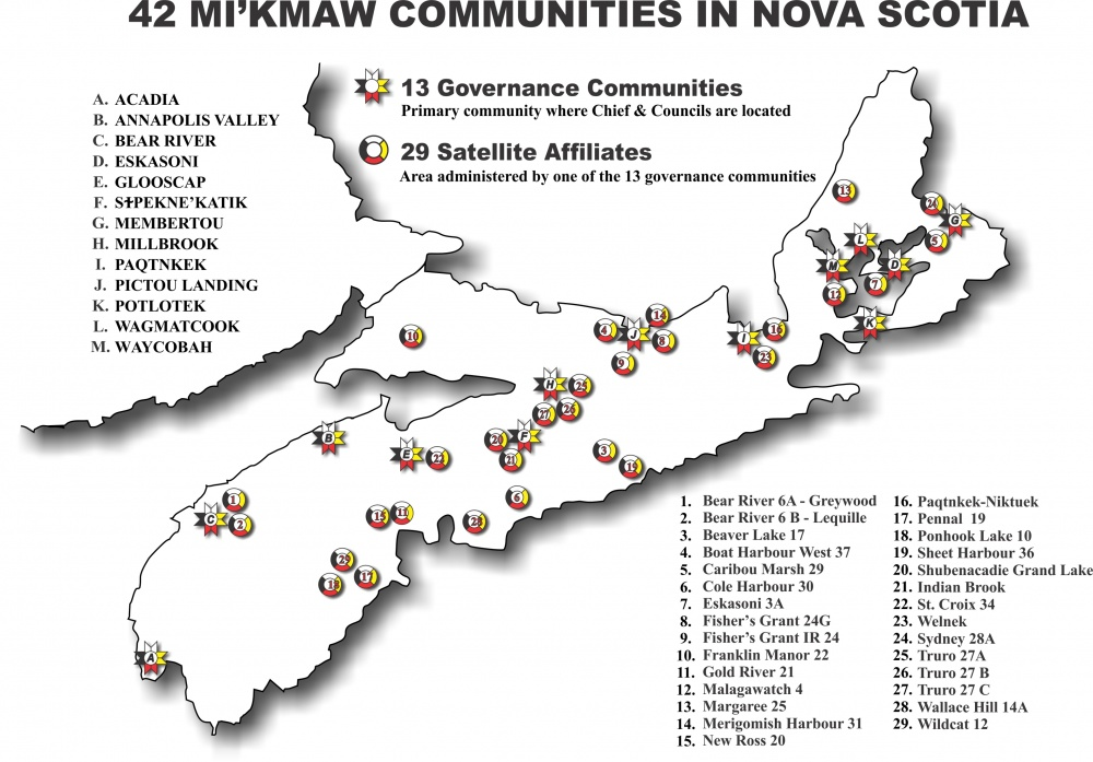 Supplementary Materials for Teaching About the Mi'kmaq | Mi'kmawey